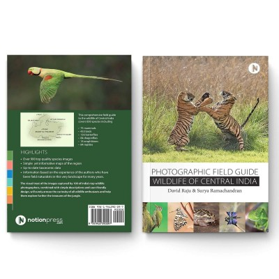 Wildlife of Central India - David Raju & Surya Ramachandran