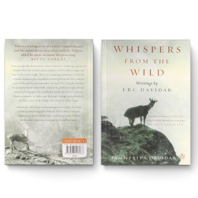 Whispers from the Wild - E.R.C. Davidar