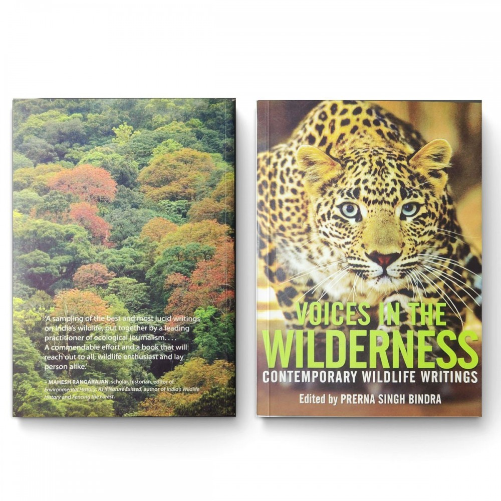 Voices In The Wilderness by Prerna Singh Bindra