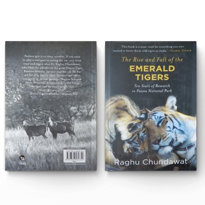 The Rise & Fall of the Emerald Tigers - Raghu Chundawat