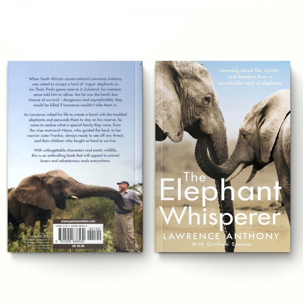The Elephant Whisperer  by Lawrence Anthony with Graham Spence